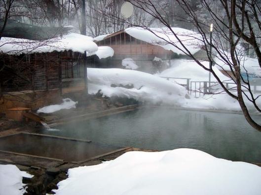 Kita Onsen, Nakagawa-machi, Prefettura di Tochigi. Immagine in licenza CC. Attribuzione http://www.flickr.com/photos/johngcramer
