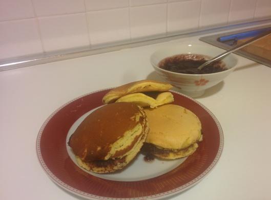 Rigorosamente casalinghi, provate anche voi a fare i dorayaki, non è difficile!